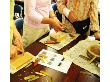 職人さんと一緒に作ろう! 竹細工・木工体験