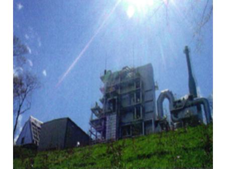 木質バイオマス発電施設見学