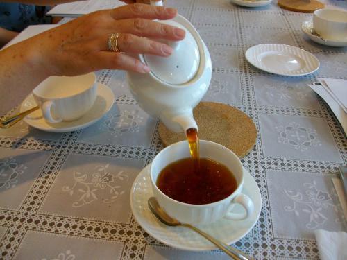 紅茶の美味しいいれ方とクリームティー体験