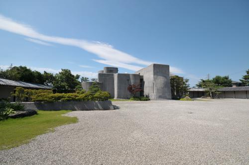 谷村美術館(外観)