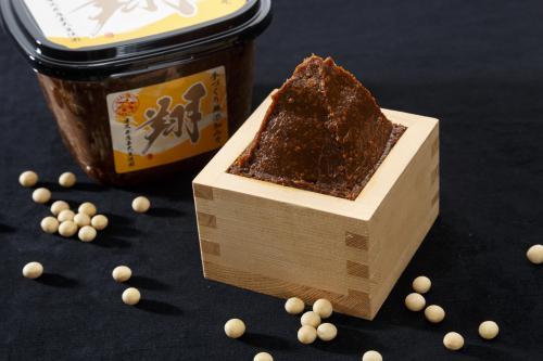 津久井在来大豆使用高級味噌「翔」