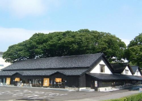 酒田夢の倶楽 山居倉庫