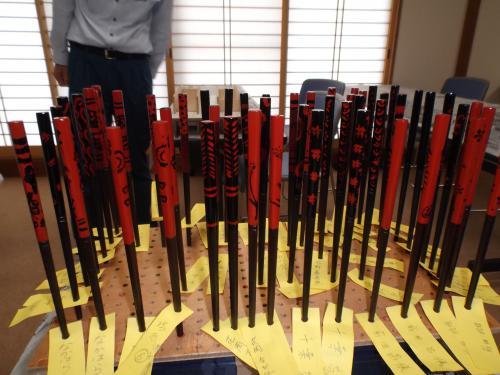 【伝統工芸 体験】世界にひとつだけのオリジナル箸づくり体験