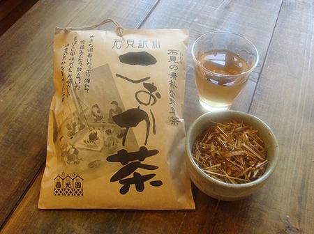 特産品開発(こぉか茶 )