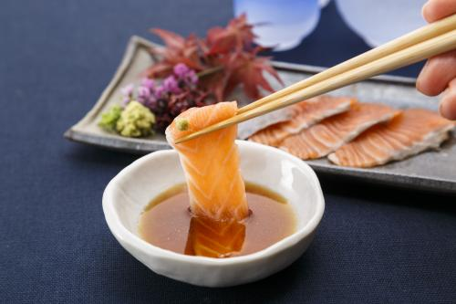 越後村上三面川 鮭の魚醤油(160ml)