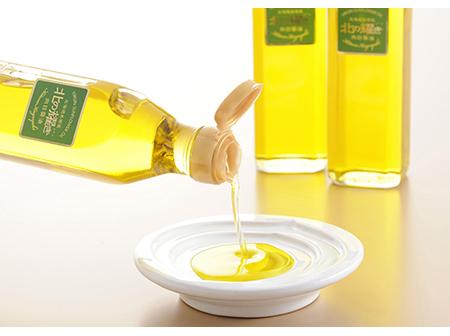 ひまわり油一番搾り「北の耀き」
