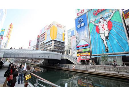 大阪くいだおれ食べ歩きツアー