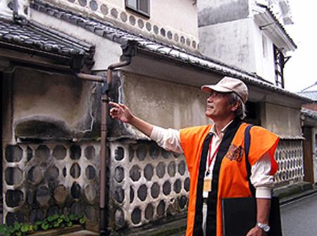 「路地裏探訪」600年の歴史を誇る日奈久 路地裏ツーリズム