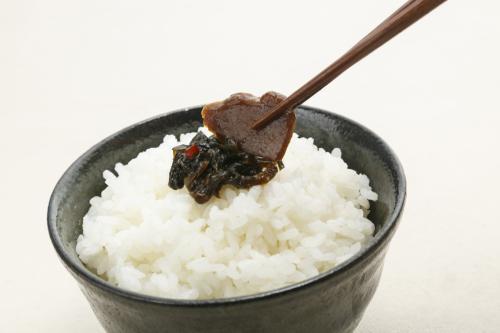 韮・生姜の佃煮