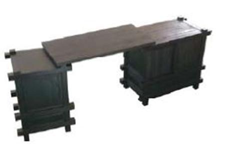 パーティション家具(サイドボードタイプ)