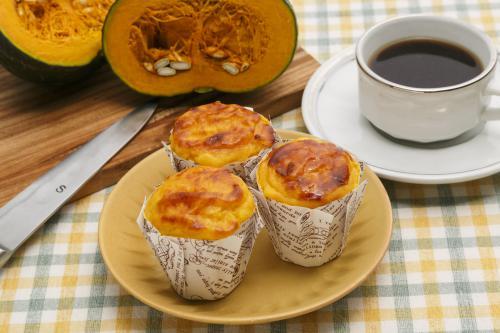 恵みの庭のえびすかぼちゃスイートポテト