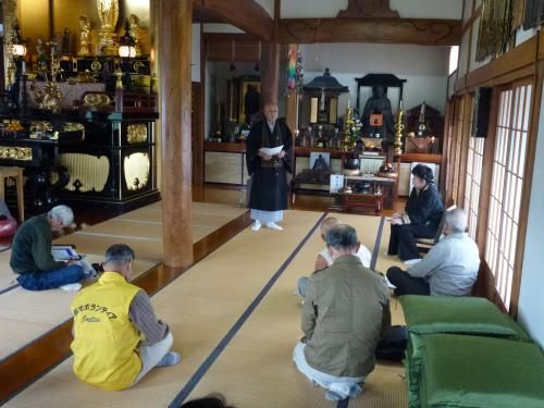 称念寺の一鎮上人倚像も国指定の文化財。