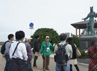 平成23年11月3日~13日に、レトロなまち糸魚川をテーマに糸魚川商店街をギャラリーにしたまちあるきイベントを開催