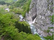 (ヒスイでジオる)小滝川ヒスイ峡