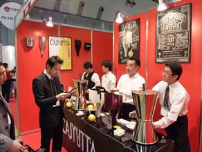 連日の大盛況に多くの商談数を得た「東京ギフトショー2012」