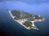 瀬戸内の美しい多島美(大久野島)