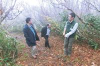 富士山の自然と世界文化遺産を巡るトレイルビジネスの創造