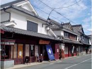 八女福島の町並み(国選定重要伝統的建造物群保存地区)