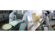 琉球王朝時代から続く伝統ある繁多川豆腐を使った島豆腐麺の開発