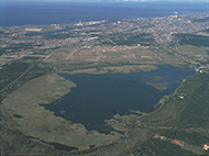 名所 ウトナイ湖サンクチュアリ