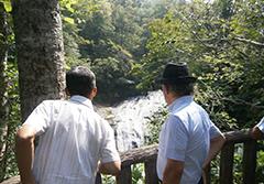恵庭観光の「面」形成による道央圏観光拠点化プロジェクト