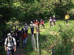 中世と幕末の加茂へタイムトリップ〜時代を体感する観光ルート開発事業