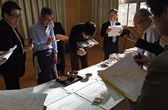 箱根ジオパーク「食」の特産品開発、販路開拓事業