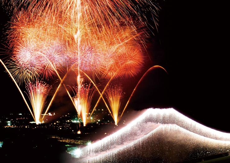 「花火のまち袋井」エリア観光で賑わうまちづくりプロジェクト