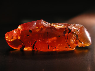 久慈産「琥珀」の原石
