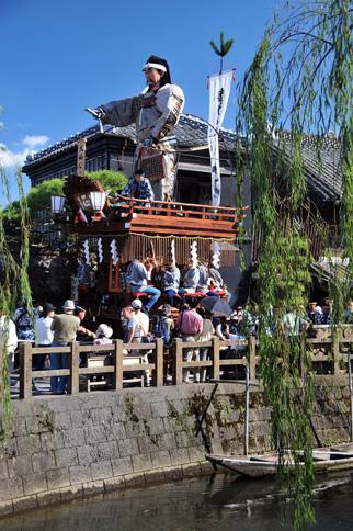 佐原の大祭を活用した通年型観光資源作成プロジェクト