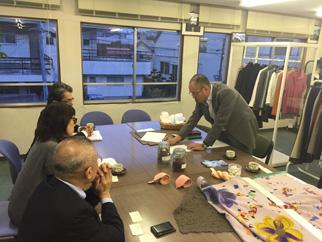 富士山を活かしたブランド商品作り