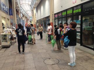 名瀬まち商店街観光まちづくり委員会観光商品・特産品開発事業