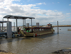 九州一の大河「筑後川」下流域クルーズを核とした観光地開発