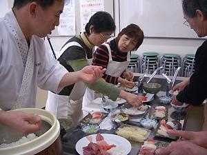 「輪島の寿司」にまつわる新商品で観光開発